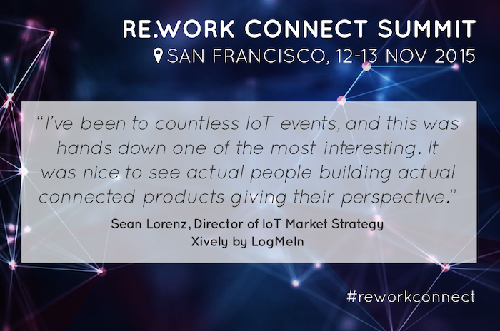 RE.WORK Connect: Shaping a Hyper-connected World