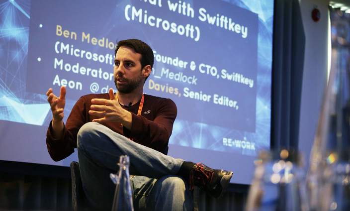 Video Interview With SwiftKey Founder & CTO Ben Medlock