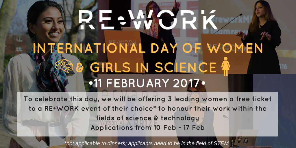International Day of Women & Girls in Science
