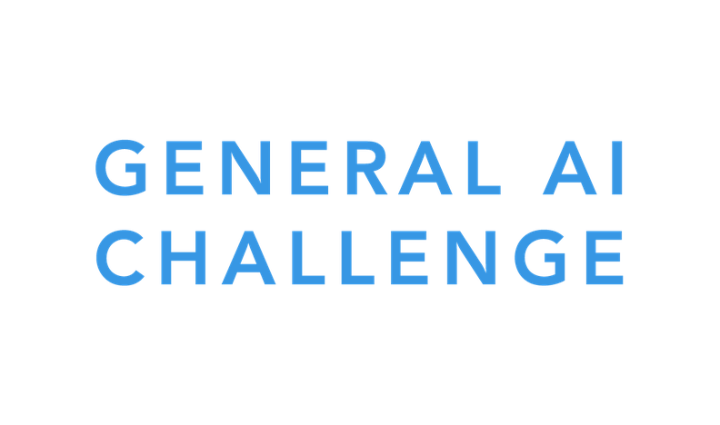 What is the General AI Challenge?