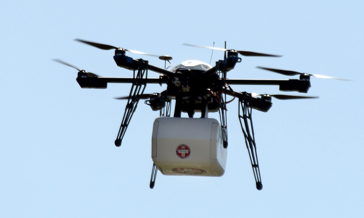 Drones for Good: Delivering Off-Grid Healthcare
