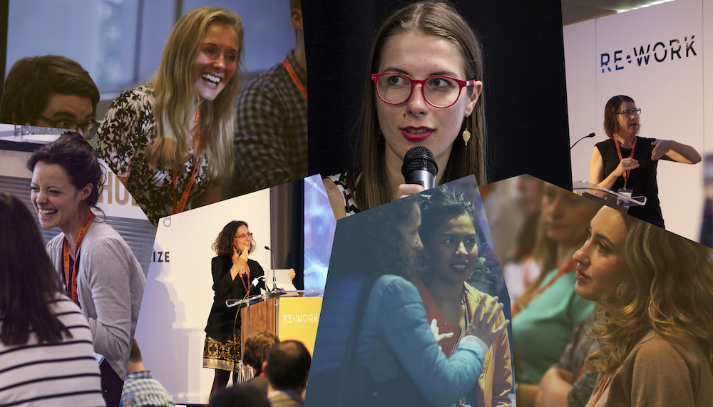 Meet inspiring women in Machine Intelligence