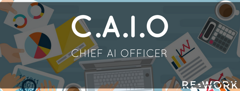 Is a Chief AI Officer needed to drive an AI strategy?