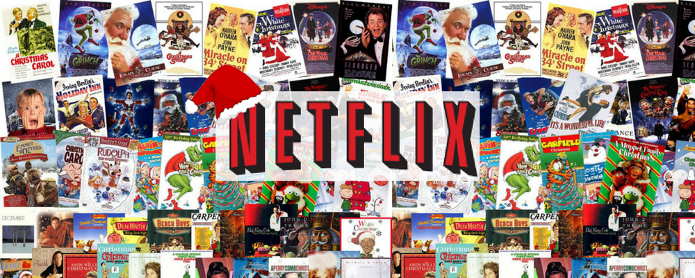 Which festive film should you watch next? Let Netflix's AI pick for you