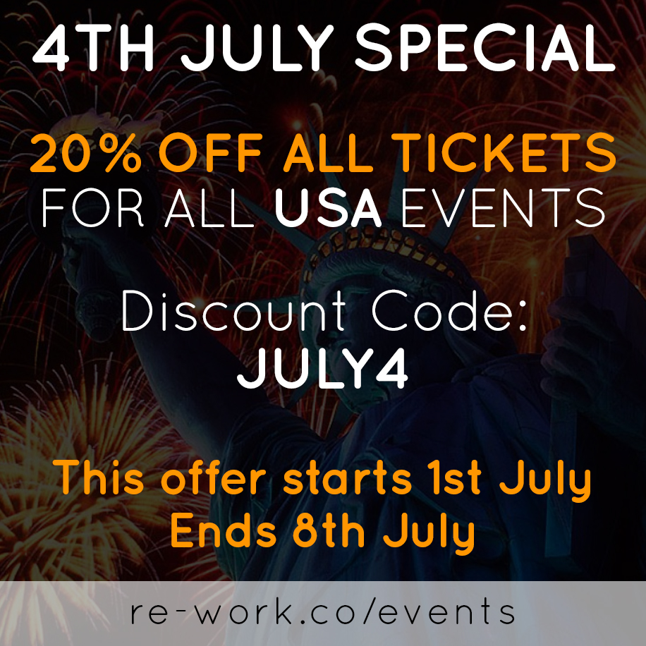 4th July Special Offer!
