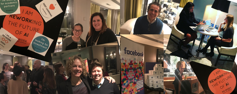 Facebook, LinkedIn, Google Brain: What did you miss at the Women in Machine Intelligence Dinner