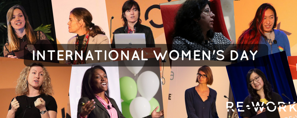 International Women's Day: Celebrating Leading Minds in AI