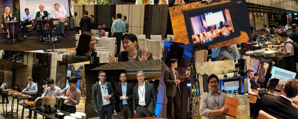 Machine Intelligence Summit and AI in Healthcare Summit - Day 1 Highlights from Hong Kong