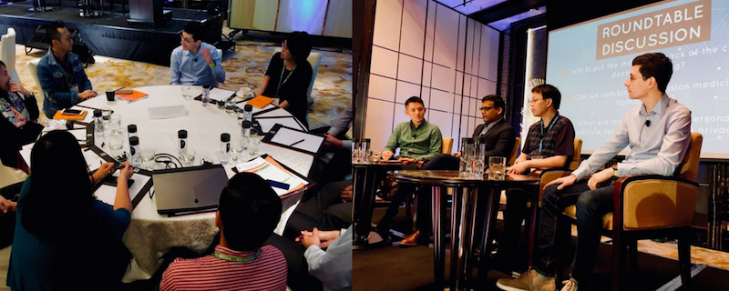 HSBC, Procter & Gamble, AXA & Tencent Youtu Lab in Hong Kong. A Chance to Review Day 2!