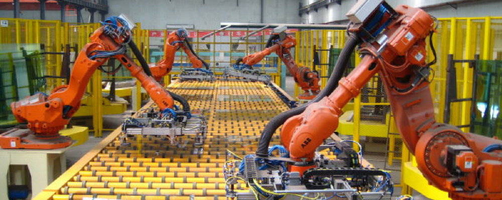 New Opportunities and New Challenges in Scaling Machine Learning in Industrial Robotics