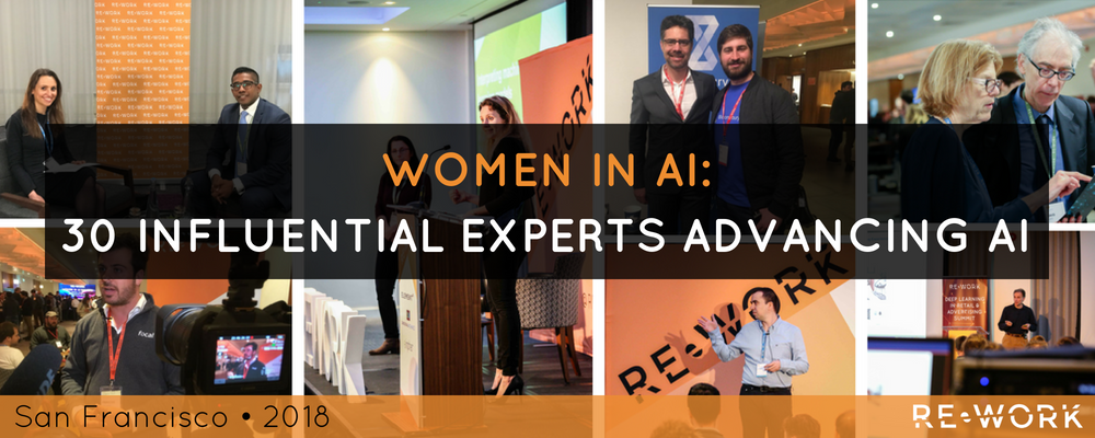 30 Influential Women Advancing AI in San Francisco