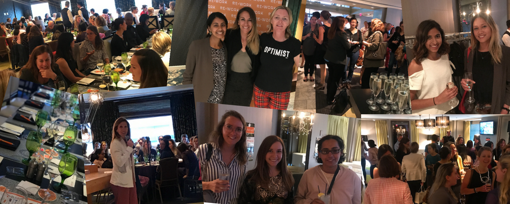 Airbnb, Uber & Facebook: What did you miss at the Women in AI dinner?