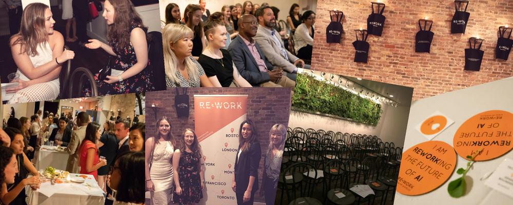Women in AI Reception, New York - Highlights