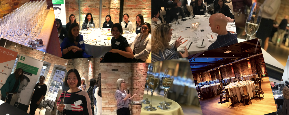 Women in AI Dinner, Toronto: Highlights