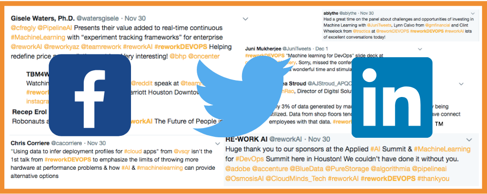 Social Media Musings - Houston 2018