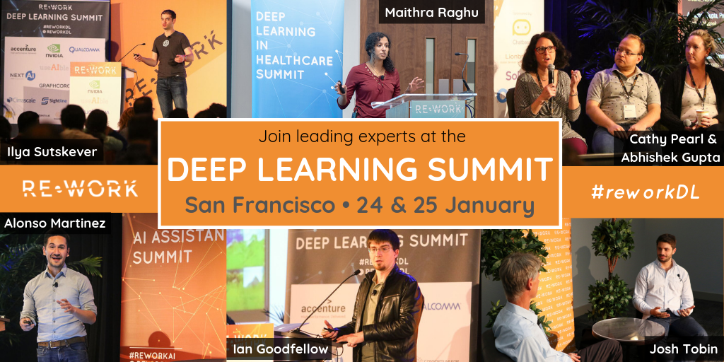 Deep Learning Summit San Francisco 2019 - What Is New?