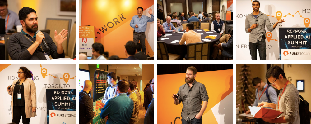 A Year In The Life Of RE•WORK: Summit Highlights