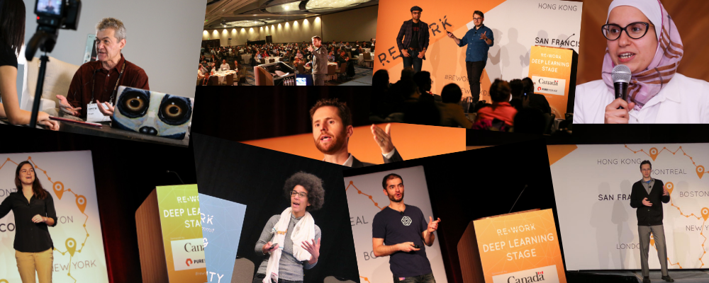 Uber, Facebook, Dropbox & more - video presentations from the Deep Learning Summit