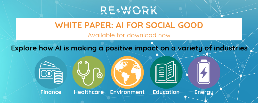 White Paper: AI for Social Good