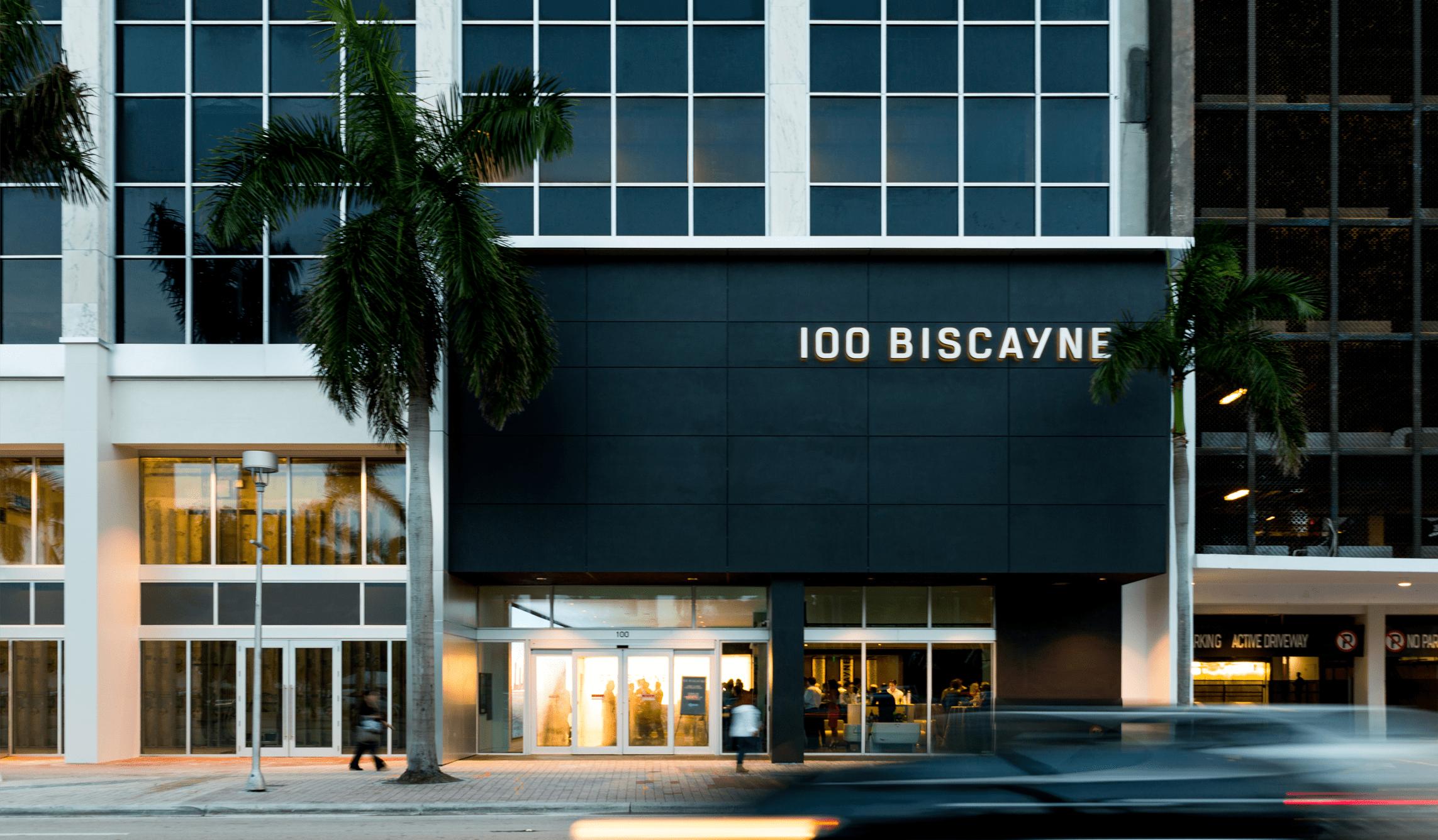 100Biscayne Home Banner