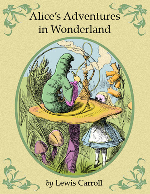 Alices adventures in wonderland cover
