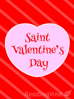 Saint valentines day