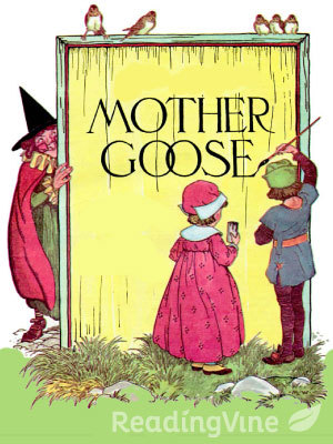 Mother goose cover
