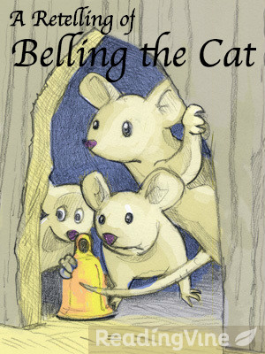 A retelling of belling the cat
