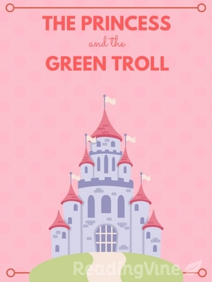 Princess green troll