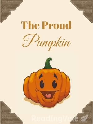 Proud pumpkin