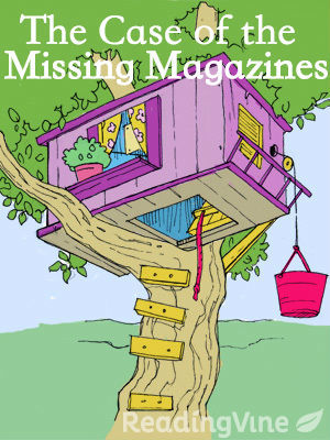 The case of the missing magazines