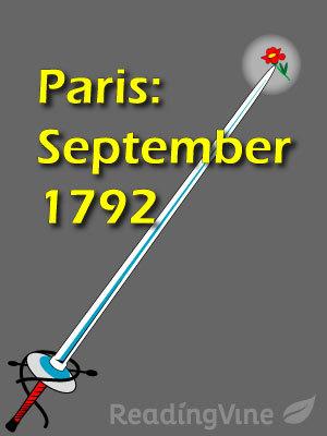Paris september 1792