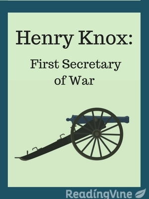 Henry knox first secretary of war