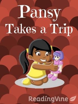 Pansy takes a trip