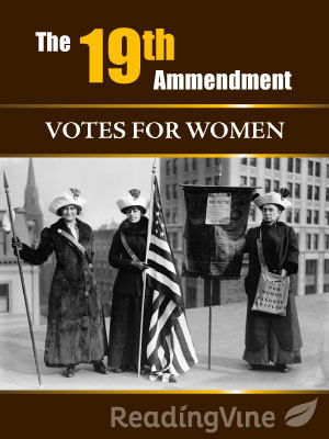 19th ammendment votes for women