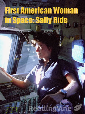 First american woman in space sally ride