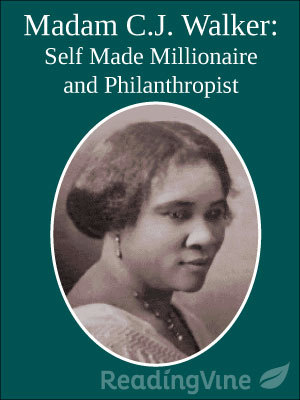 Madam cj walker self made m