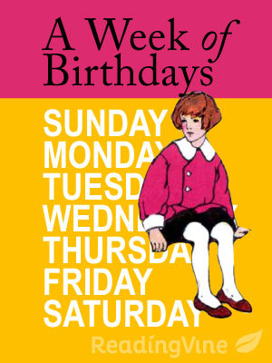 A week of birthdays