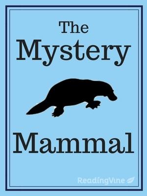 The mystery mammal