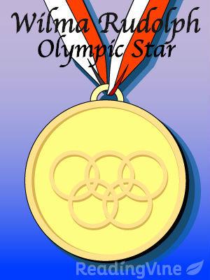 Wilma rudolph olympic star
