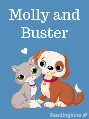 Molly and buster