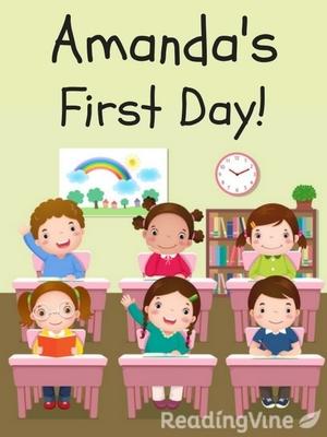 Amandas first day