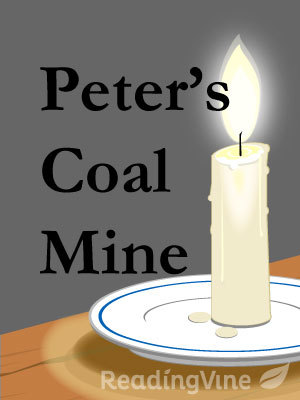 Peters coal mine