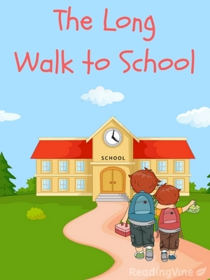 The long walk to school