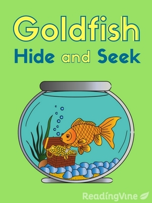Goldfish hide and seek