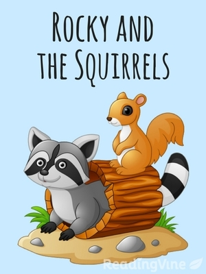 Rocky and the squirrels