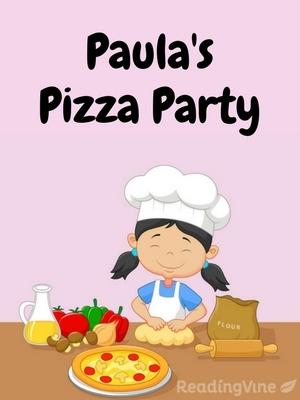 Paula s pizza party