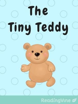 The tiny teddy