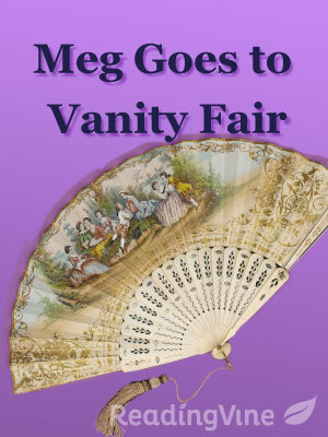 Meg goes to vanity fair