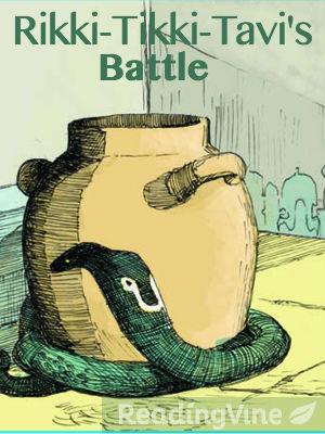 Rikki tikki tavis battle